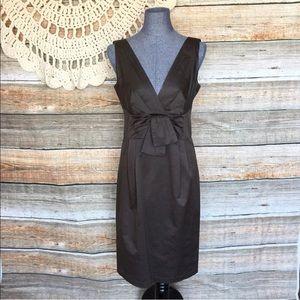 Nanette Lepore Gray Sheath Dress Style #34-4247
